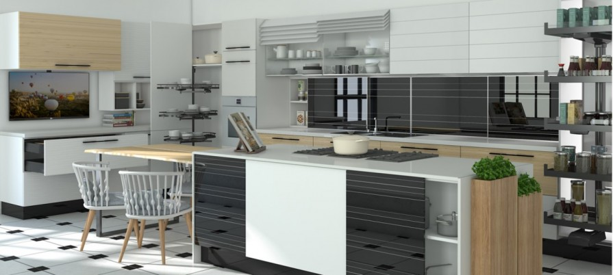 Hafele Kitchen 1